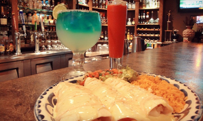 Agaves Mexican Grill - Northwest Fort Wayne: Mexican Cuisine and Drinks for Two or Four at Agaves Mexican Grill (Half Off)