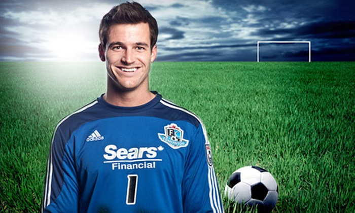FC Edmonton Soccer - McCauley: $17 for a FC Edmonton Soccer Match Against the Vancouver Whitecaps at Commonwealth Stadium on May 2 at 8 p.m. ($34 Value)