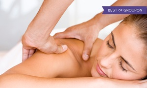 Spalon: 60-Minute Massages, Facials, and Pedicures at Spalon (Up to 73% Off). Three Options Available.