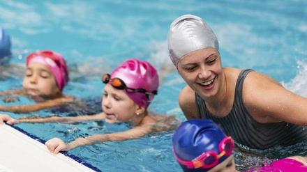 Four Weeks of Swim Lessons from Greater Pensacola Aquatic Club (52% Off)