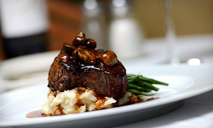 Brix - Huntsville: Gourmet American Lunch or a Three-Course Prix-Fixe Dinner at Brix (Up o Half Off)