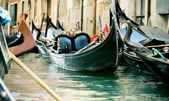 Italian Vacation with Airfare - Venice: 11-Day Italian Vacation with Round-Trip Airfare, Accommodations, and Train Transportation from go-today