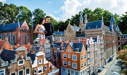 Den Haag: 2-3 Nächte für 1-2 Personen & Kind im 4* Hotel mit Zimmerupgrade, Spa & Eintritt in den Miniaturpark Madurodam