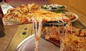 Maglio's Pizza: New York Style Pizza, Italian Food, and Heroes at Maglio's Pizza (Up to 45% Off). Four Options Available.