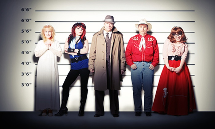 Ozark Murder Mysteries - Branson: Murder-Mystery Dinner for Two or Four at Ozark Murder Mysteries (Up to 52% Off)