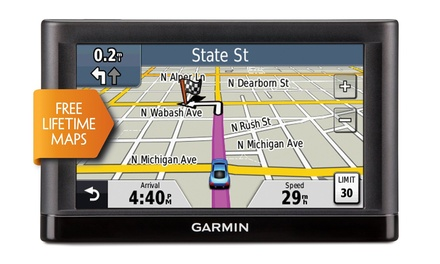 how to make garmin avoid hiways