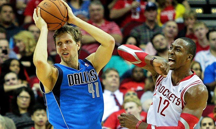 Dallas Mavericks - Victory Park: Dallas Mavericks Game-Day Package at American Airlines Center on November 20 or 30 (Up to 53% Off)