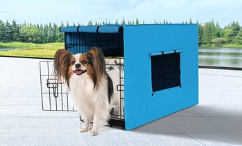 Foldable Metal Pet Crates