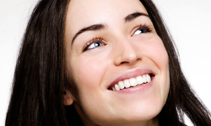 Express Teeth Whitening Center - Multiple Locations: 45-Minute Teeth-Whitening Treatment with Option for Whitening Pen at Express Teeth Whitening Center (Up to 67% Off)