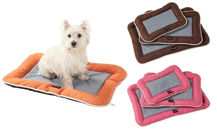 Groupon Goods Global GmbH: Bunty Washable Waterproof Pet Mattress