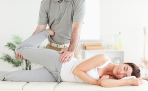 Body in Motion: Physiotherapy Session or Sports Massage at Body in Motion (76% Off)