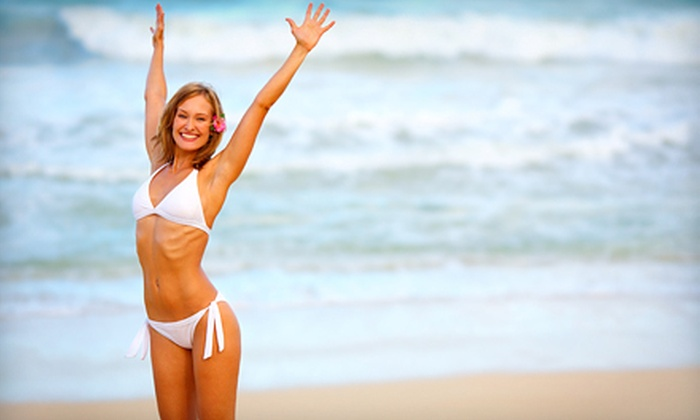 Venetian Tan - Multiple Locations: One, Two, or Three Custom Spray Tans at Venetian Tan (Up to 52% Off)