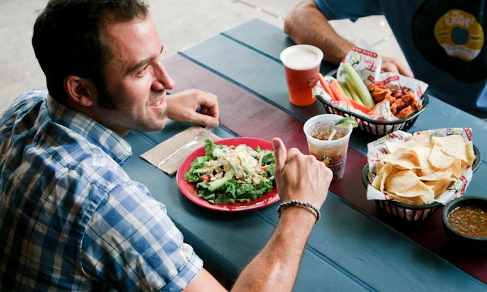 Tin Roof: $40 for a $50 Gift Card at Tin Roof