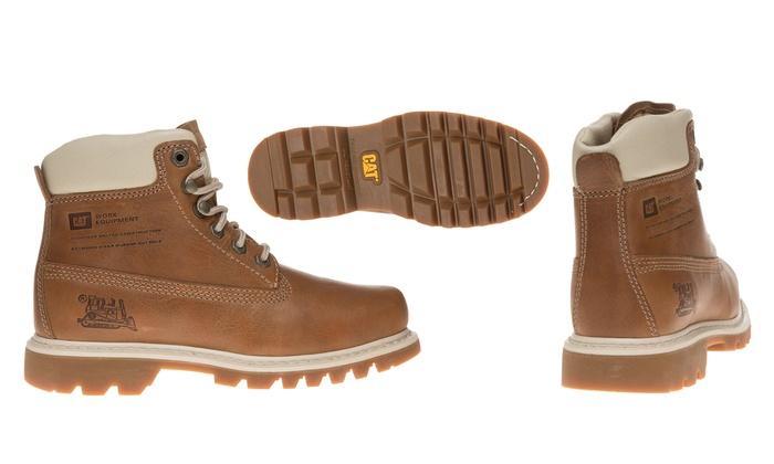 Womens Caterpillar Boots Groupon Goods