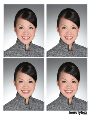 $48 for Resume/ IC/ Passport/ Corporate Makeover + Photoshoot for ...