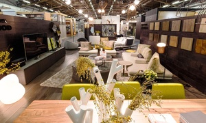 Architectural Digest Design Show: Architectural Digest Design Show for One, Two, or Four on March 17–20 (Up to 51% Off)