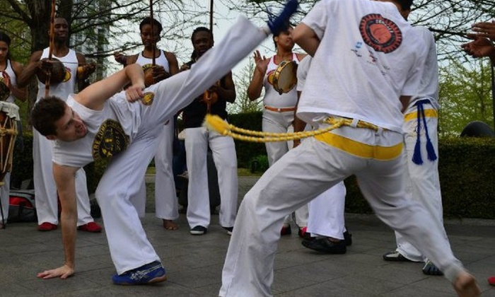 Capoeira Senzala - Multiple Locations: 10 Capoeira Classes at Capoeira Senzala - Professor Sapulha (54% Off)