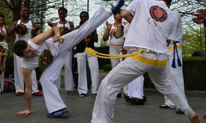 Capoeira Senzala: 10 Capoeira Classes at Capoeira Senzala - Professor Sapulha (54% Off)
