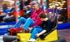 Arnold's Family Fun Center - Oaks: $12 for a Four-Ride Play Pass and 500 Play Pass Points at Arnold's Family Fun Center ($24 Value)