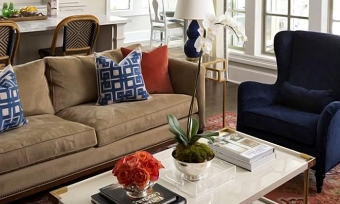 Diva Design & Decor (The Diva Decorator) - Tampa Bay Area: $99 for Two-Hour Interior-Design Consultation from Diva Design & Decor (The Diva Decorator) ($199 Value)