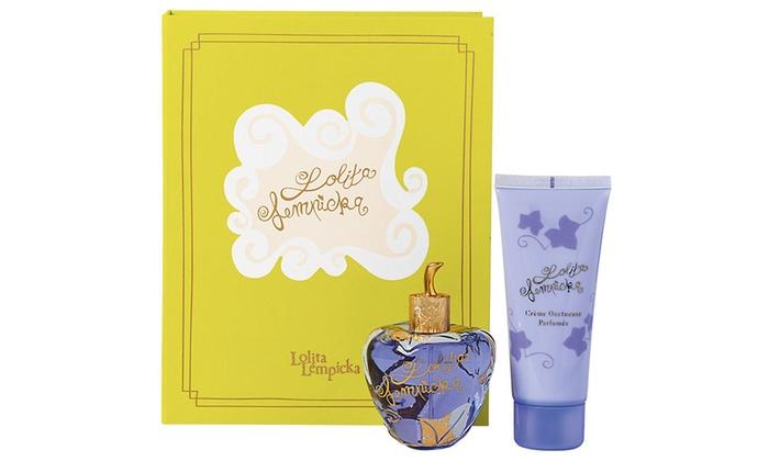 De Lolita Parfum Piece Lotion And Lempicka Eau Body Set2 BCdxoer