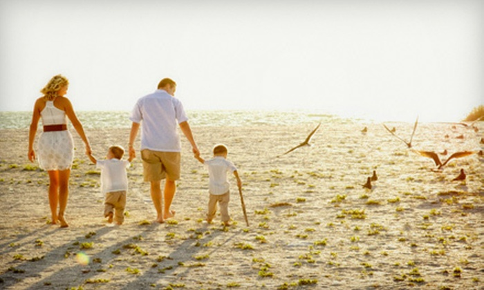 John Paul Kindig Photography - Tampa Bay Area: $35 for an On-Location Photo Session with Prints and an Image DVD from John Paul Kindig Photography ($325 Value)