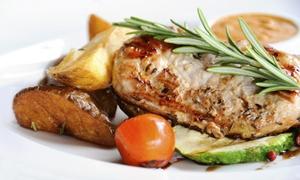 Padre e Figlio: Italienisches 3-Gänge-Menü für Zwei mit Grillteller oder Doradenfilet im Ristorante Padre e Figlio für 39 € (57% sparen)