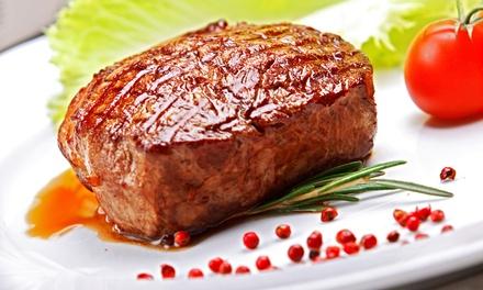 4-Gänge-Rinderfilet-Menü für Zwei oder Vier im Café Tuffstein (bis zu 58% sparen*)