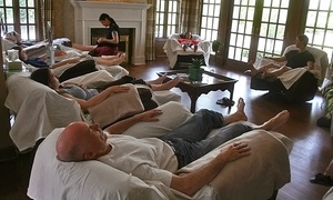 Point to Point Community Acupuncture: Three Acupuncture Sessions at Point to Point Community Acupuncture (70% Off)