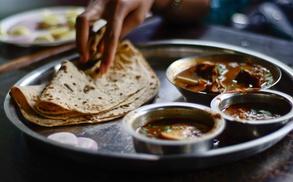 Shalimar: 5-Gänge-Menü Fish & Beef oder vegetarisch für 2 Personen im Restaurant Shalimar (50% sparen*)