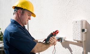 Bradley Electric: $49 for a Whole-House Electrical Inspection from Bradley Electric ($249 Value)
