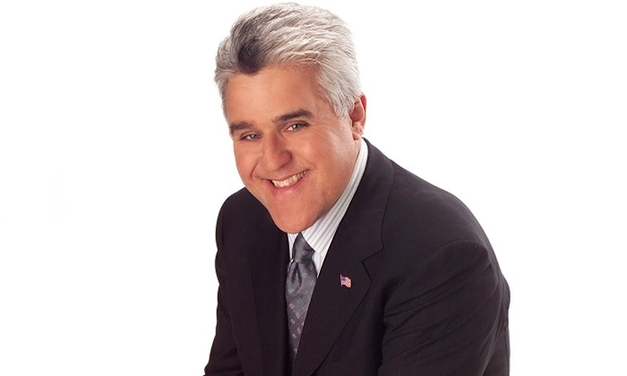 Jay Leno - St. George Theater: Jay Leno on Friday, March 11, at 8 p.m.
