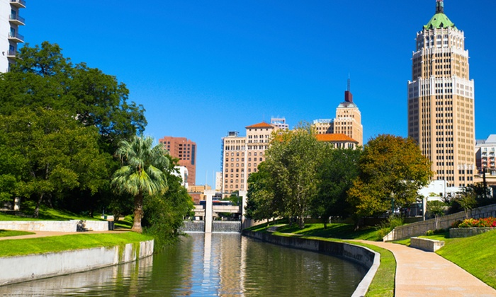 Riverwalk Suites Hotel - San Antonio: Stay at the Riverwalk Suites Hotel in San Antonio; Dates Available into March