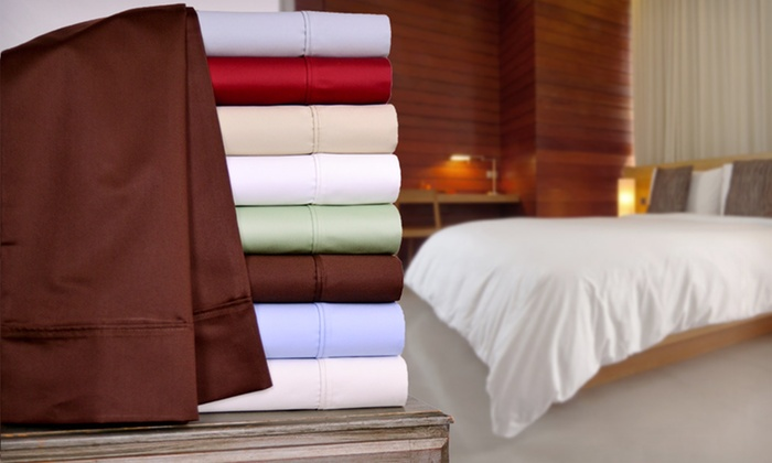Lancaster 1,000-Thread-Count Sheet Set: $69 for a Lancaster 1,000-Thread-Count Six-Piece Sheet Set ($149.99 List Price). Multiple Options Available.
