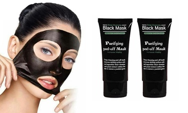 Peel-Off Facial Masks (2-Pack)