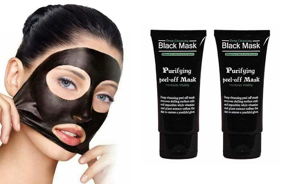 Deep Cleansing Purifying Peel-Off Facial Masks (2-Pack, 1.7oz. each)