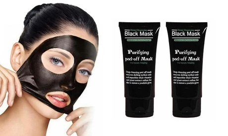 Deep Cleansing Purifying Peel-Off Facial Masks (1 or 2-Pack, 1.7oz. each)