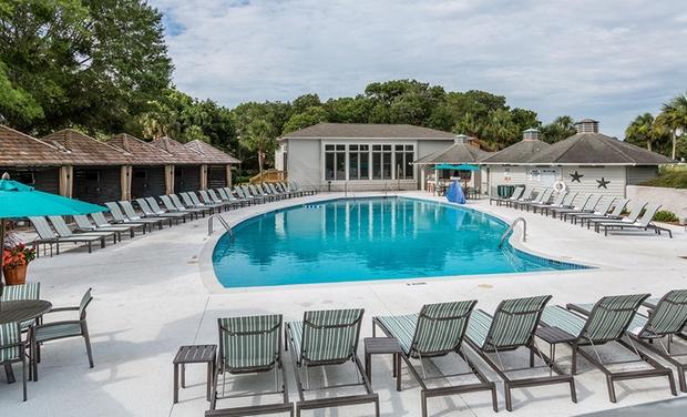 Sea Palms Resort - St. Simons Island, GA: Stay at Sea Palms Resort in St. Simons Island, GA, with Dates into October