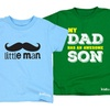 Toddler Father and Son T-Shirts
