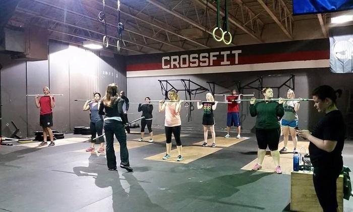 Crossfit Racine - Racine: Two-Week Diet and Exercise Program at Crossfit Racine (65% Off)