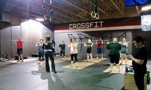 Crossfit Racine: Two-Week Diet and Exercise Program at Crossfit Racine (65% Off)