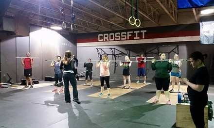 Two-Week Diet and Exercise Program at Crossfit Racine (65% Off)