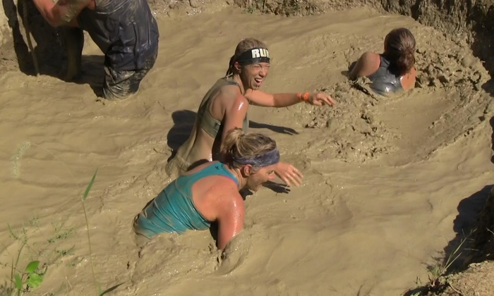 Dirt Runner - Marseilles: Training Day Mud Run for One or Two at Dirt Runner (Up to 30% Off)