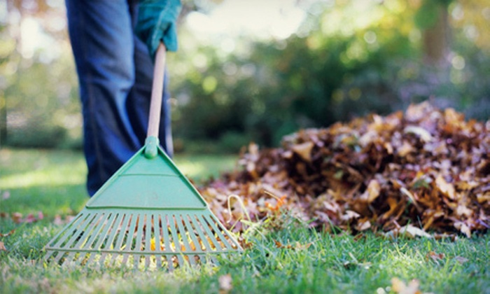 B.A. Donley Complete Grounds Maintenance - Southfield: $120 for Four Hours of Fall Lawn Cleanup from B.A. Donley Complete Grounds Maintenance ($300 Value)
