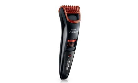 philips norelco beard trimmer groupon goods. Black Bedroom Furniture Sets. Home Design Ideas