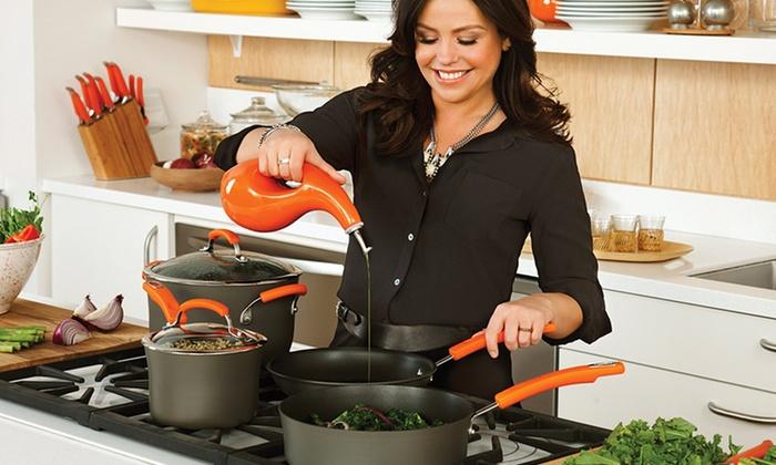 Rachael Ray Cookware Set | Groupon Goods