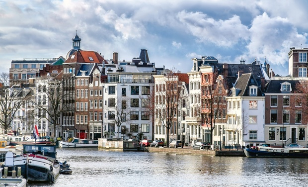 4 Hotel Amsterdam City Center In Amsterdam Groupon Getaways