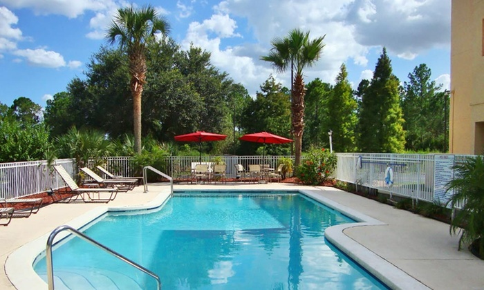 Destiny Palms Hotel - Kissimmee, FL: Stay at Destiny Palms Hotel in Kissimmee, FL. Dates Available into May.