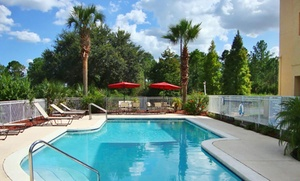 Stay At Destiny Palms Hotel In Kissimmee, Fl. Dates Into December.
