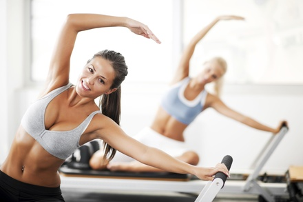Four-Week Diet and Exercise Program at Victory Fitness (66% Off)